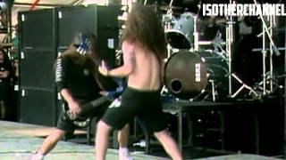 Pantera - Hollow  (Monsters Of Rock,Reggio Emilia,Italy 1992) [HD 1080p]