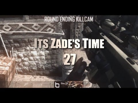 Obey ZDE: It's Zade Time! - Episode 29 (Black Ops 2)