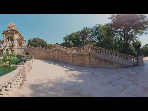 360°-matka leikkisään Barcelonaan