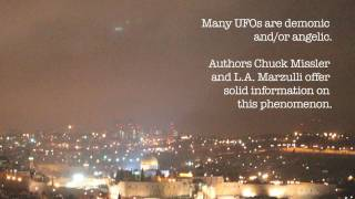 NEW Jerusalem UFO - April 3, 2011 - HD