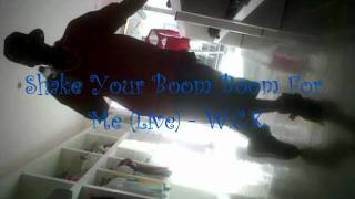 Shake Your Boom Boom For Me (Live) - W.C.K.