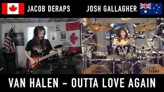Van Halen - Outta Love Again Cover - by Jacob Deraps and Josh Gallagher