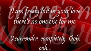 Alaine - No ordinary love (with lyrics)