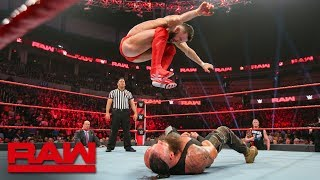 Finn Bálor vs. Braun Strowman: Raw, Jan. 21, 2019 width=