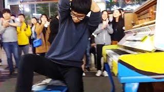 피아노 치는 이정환/DJ Okawari-Flower Dance