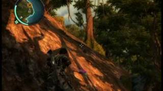Just Cause 2 LOST easter egg