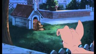 Lady and tramp 2-Always there (canadian french)
