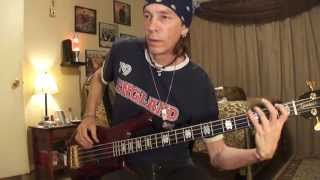 STONE TEMPLE PILOTS: Vasoline (Bass Cover)