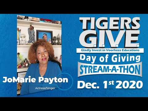 JoMarie Payton hosts 2020 Day of Giving