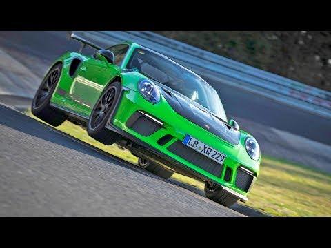 Porsche 911 GT3 RS (2018) Onboard on Nu?rburgring-Nordschleife