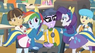 [PMV] Equestria Girls - We will rock you
