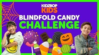 The Ultimate Blindfold Candy Taste Test Challenge with The KIDZ BOP Kids