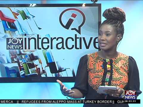 Three Sets of Twins - Joy News Interactive (5-2-16)