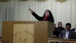 "MISS.ALBERTINA LOUVANDO ""CHORA QUE A VITÓRIA VEM"" NOEMI NONATO"