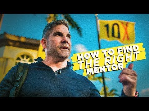 How to Find the Right Mentor - Grant Cardone photo