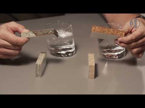 Macro Design - Skillnaden på vanligt och fukttrögt trä i badrumsmiljö
