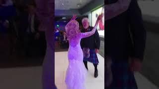 'Teen Mom OG' Star Debz OG Raps At Her Wedding