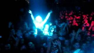 """London After Midnight - """"Kiss"""" clip Moscow Russia 2008"""