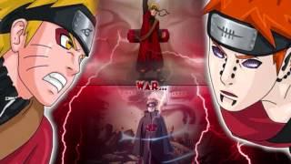 Naruto Shippuden OST Pain vs Naruto track 1