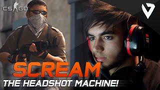 """CS:GO - Spotlight ScreaM """"The Headshot Machine"""""""
