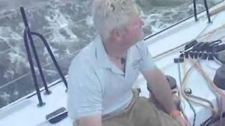 Sailing with Brad Van Liew