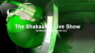 Introduction to The Shakaama Live Show Made with Sony Vegas Pro 12