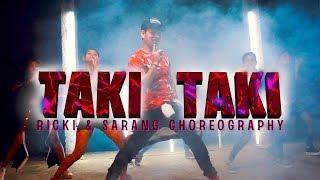 DJ Snake - Taki Taki ft. Selena Gomez, Ozuna, Cardi B | Ricki & Sarang Choreography