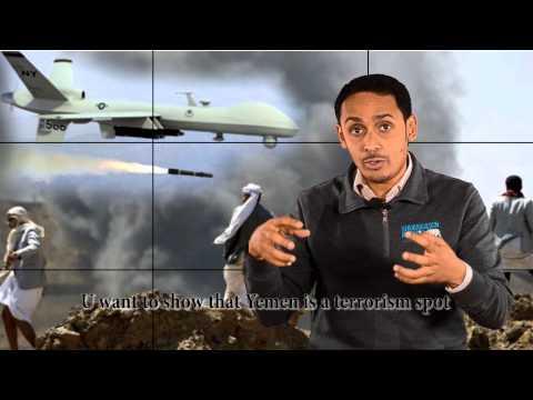 لفت نظر 5 :الطائرات بدون طيار في اليمن