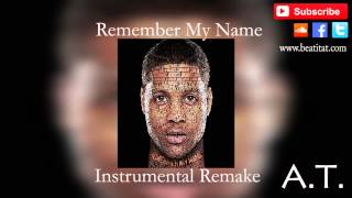 Lil Durk - Remember My Name Instrumental (Remake)