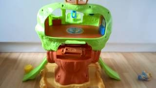 MY FRIENDS TIGGER & Winnie the POOH SUPER SLEUTH TREEHOUSE PLAYSET