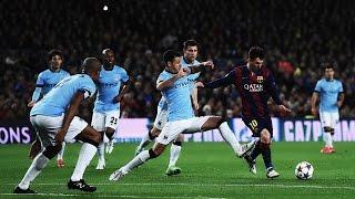 Lionel Messi - Amazing Skill Show - 2014/2015 HD