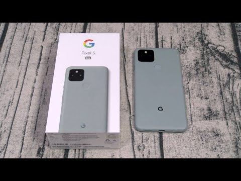 "Google Pixel 5 ""Real Review"""