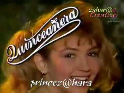 Quinceanera En Portugues de Thalia Letra y Video