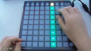 Jack Plays: Sail - AWOLNATION [Launchpad Cover/Turvzak]
