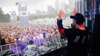 Jax Jones @ Harbourlife, Sydney ft 'Breathe'