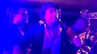 DOC GYNECO feat PASSI - LIVE INÉDIT @LABELLEVILLOISE - 25.09.2015