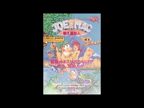 Joe & Mac Caveman Ninja Arcade Sound Track