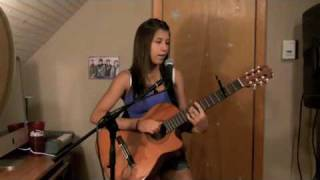 Jonas brothers give love a try cover by Keara