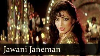 Namak Halaal - Jawani Janeman Haseen Dilruba - Asha Bhosle width=
