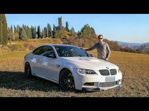 "BMW M3 E92 DKG Driven - Better than the Manual"" [Sub ENG]"