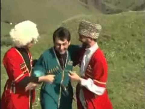 Çeçen İnguş Eğlence - Chechen Ingush Darida