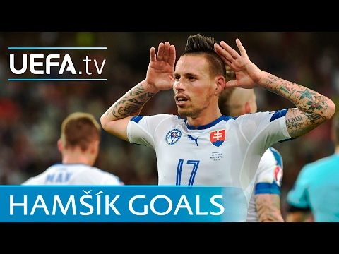 Marek Hamšík - Five great goals