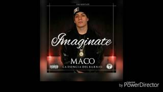 Imaginate - Maco (By FullMusic & NJ Beats)