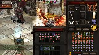 Muinter BA to DA set Dark Wizard