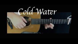 Major Lazer - Cold Water ft. Justin Bieber - Fingerstyle Guitar
