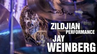 Zildjian Performance - Jay Weinberg plays Killpop