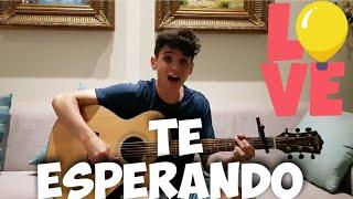 Te Esperando - Luan Santana - Guilherme Porto ( Cover Acústico )