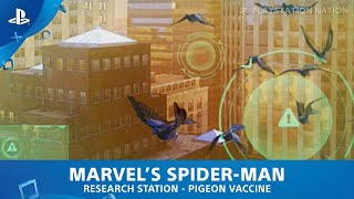 Marvel's Spider-Man (PS4) - Research Station - Pigeon Vaccine