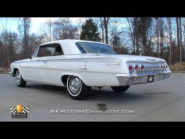 134586 / 1962 Chevrolet Impala SS