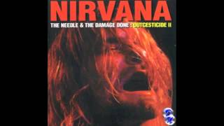 Nirvana - The End (Live) [Lyrics]